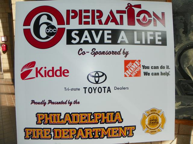 The union fire company no 1 is now a participant in operation 6abc