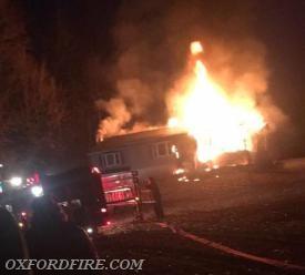 Fire Box 846 - Ragan Road
