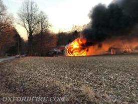 Fire Box 402 - Washington School House Road